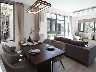 如何选择别墅软装设计风格?