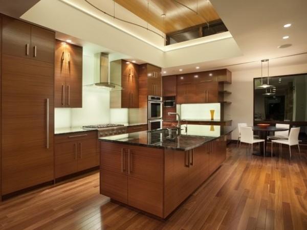 让您的厨房眼前一亮,软装公司介绍十分受用的厨房光亮技巧