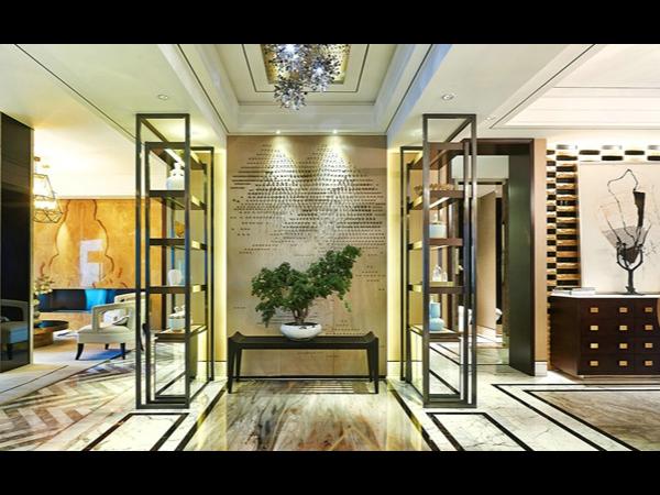 别墅墙壁软装设计的7个元素,你还知道哪些