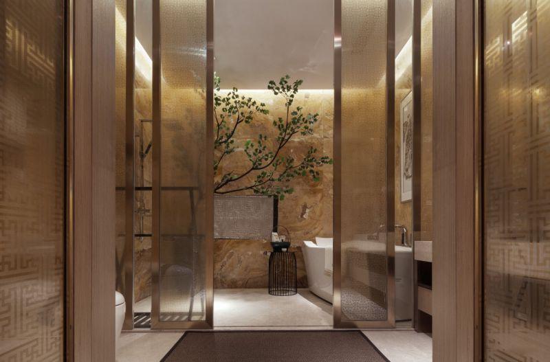 室内软装设计中场景设计对于文化意境的体现