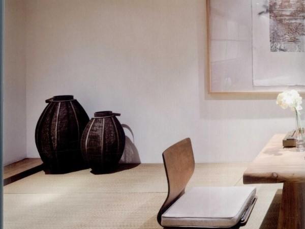 人文风情的家庭软装设计蕴含无尽禅韵营造静穆平和