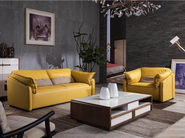 软装配饰公司整理的现代简约风格别墅多种颜色搭配手法