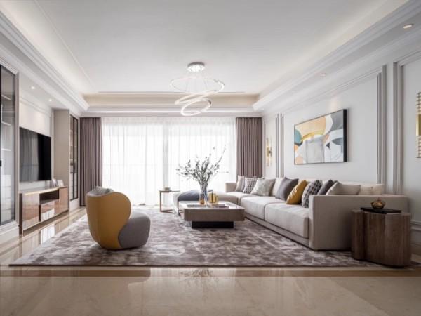 家居软装要考虑室内空间颜色的选择