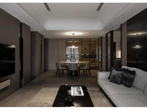有灰度感的高级居室