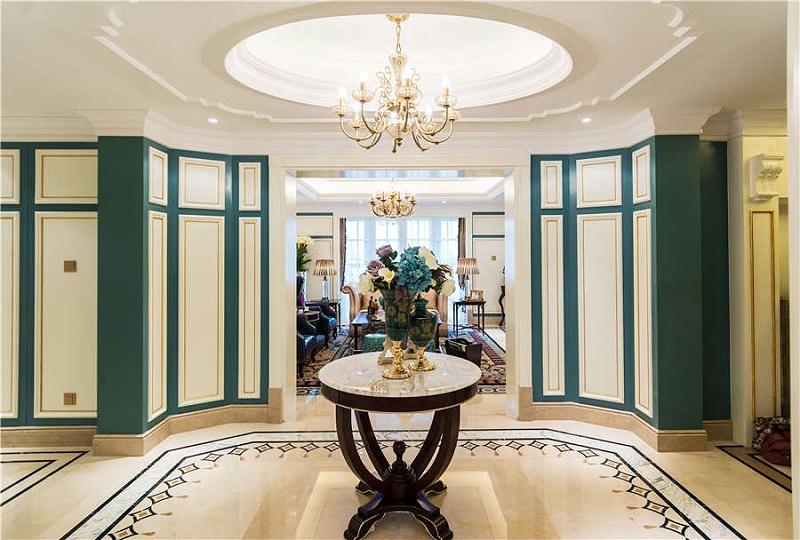 法式轻奢风格软装别墅