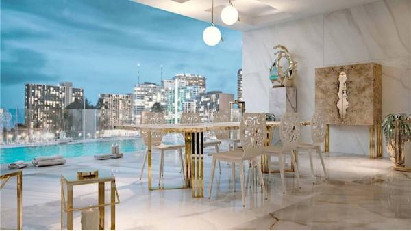 BIZZOTTO餐厅家具(三)