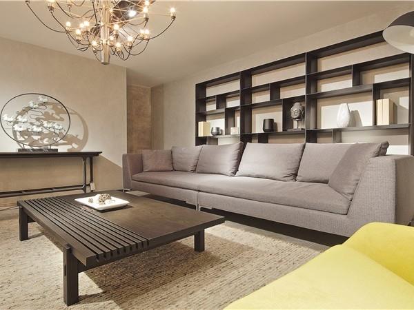 软装设计报价与装修风格的结合表现空间时尚活泼动感
