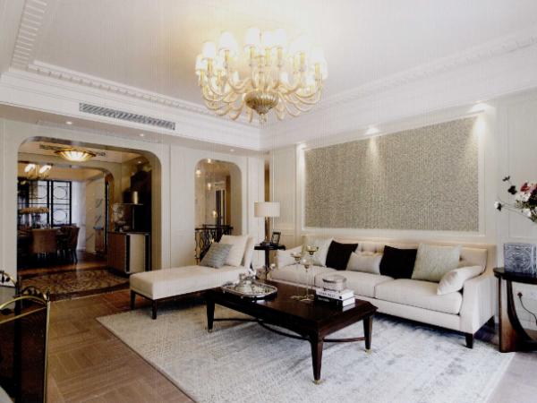 【铭凤凰】上海软装设计公司精心打造华丽典型英伦皇家风格别墅软装