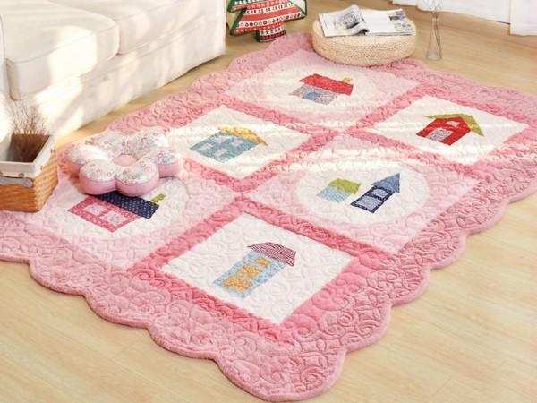家装中地毯选择的软装知识带动家居生活的时尚前沿
