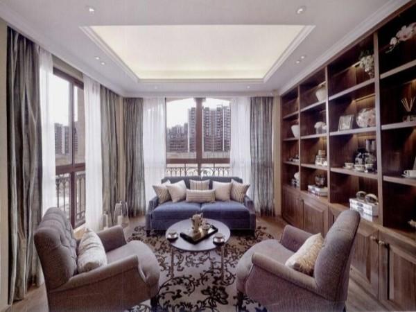 城市贵族体验软装陈设设计出高端完美的私人会所级住宅