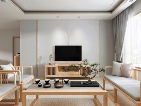 新中式软装设计风格中家具与软装的完美融合