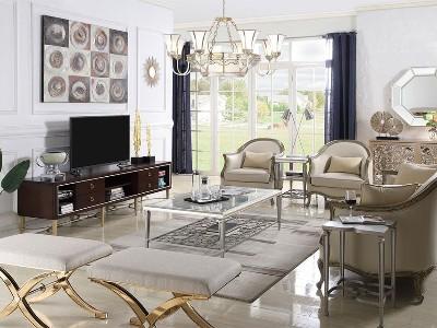 美式风格客厅家具(五)