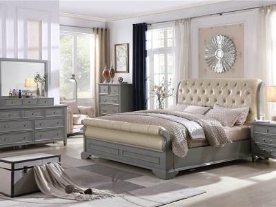 美式风格卧室家具(三)