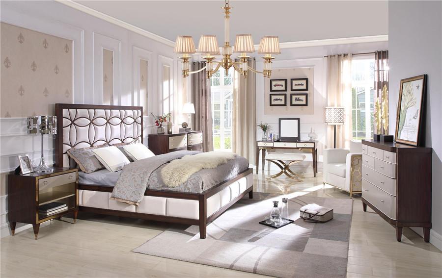 美式风格卧室家具