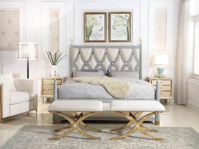美式风格卧室家具(五)