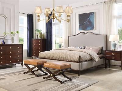 美式风格卧室家具(六)