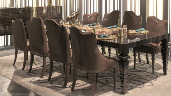 CLAN餐厅家具(四)