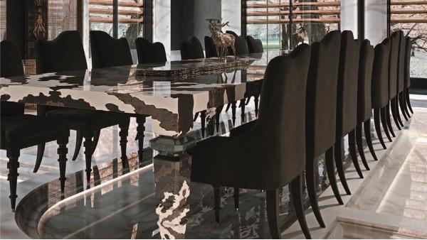CLAN餐厅家具(五)
