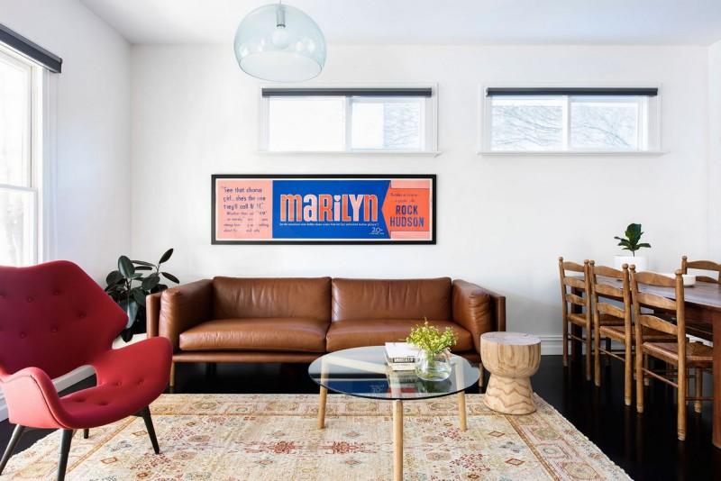 美式风格别墅软装客厅2