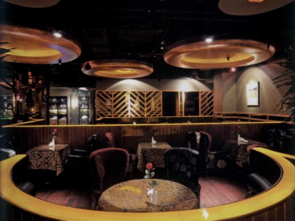 咖啡厅为消费者回归自然开启双重体验的商业软装之旅