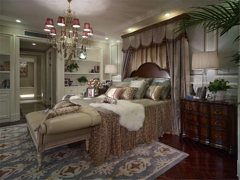 法式轻奢风格公寓样板间