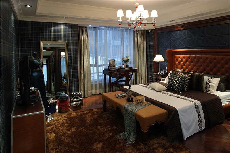 法式轻奢精装公寓