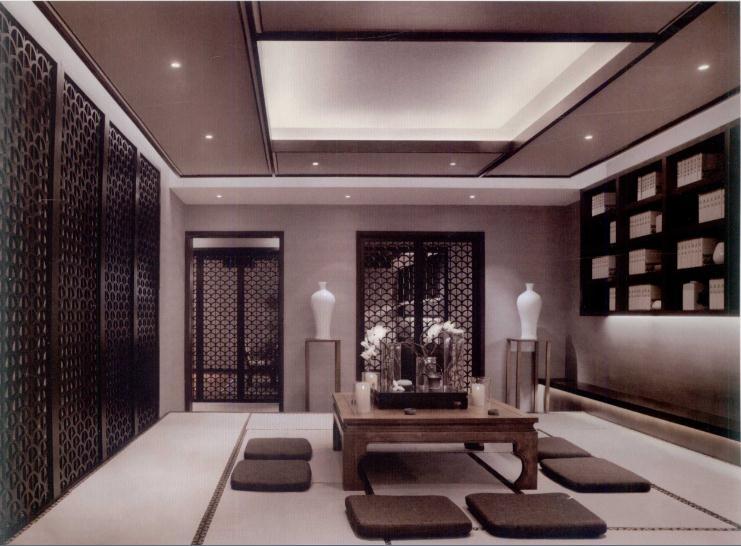 中式室内软装