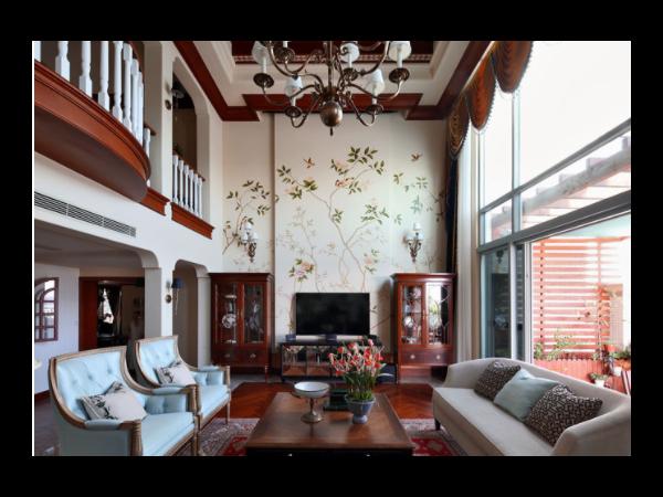 四个方面进行别墅软装设计,你值得收藏