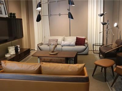 现代简约风格客厅家具(九)