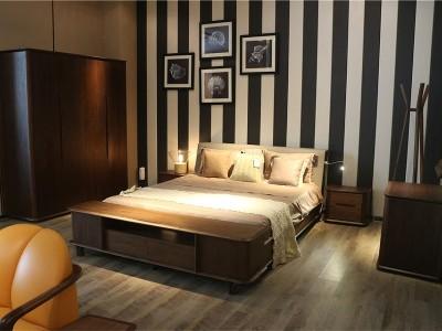 现代简约风格卧室家具(一)
