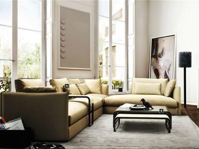 现代轻奢风格客厅家具(二)