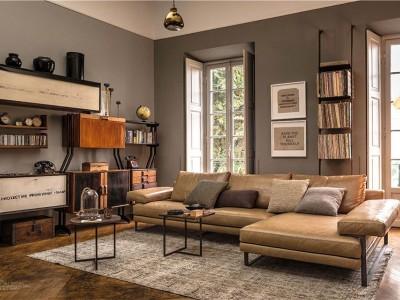 现代简约风格客厅家具(二)