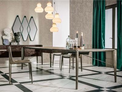 现代简约风格餐厅家具(一)
