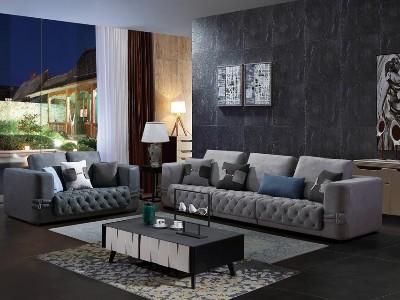现代简约风格客厅家具(五)