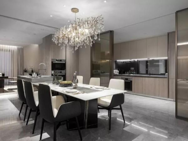 软装饰品公司通过建材本身特性令房间赋予业主的品味及内涵
