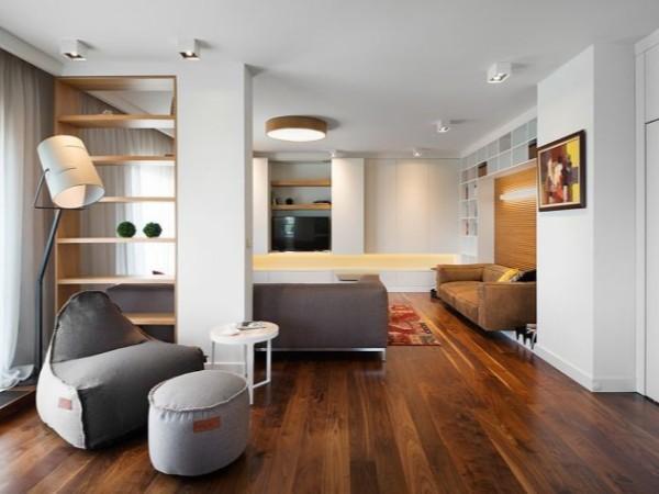 私宅软装:新建的精装房千篇一律,好看的软装万里挑一