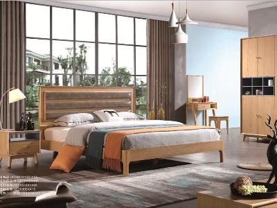 北欧风格卧室家具(一)