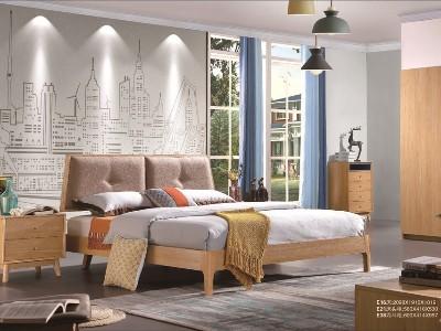 北欧风格卧室家具(二)
