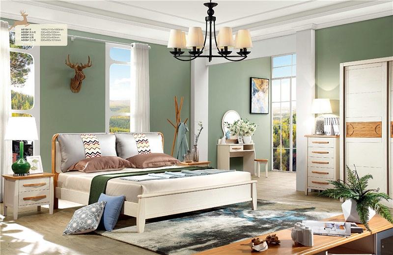 北欧风格卧室家具