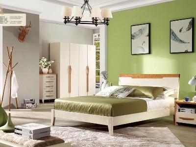北欧风格卧室家具(三)