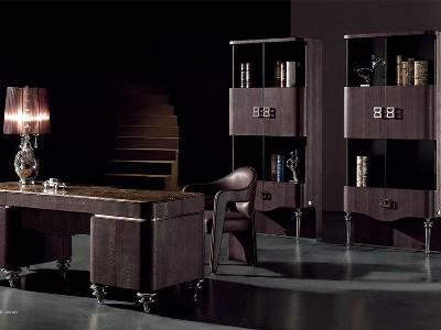 后现代风格书房家具