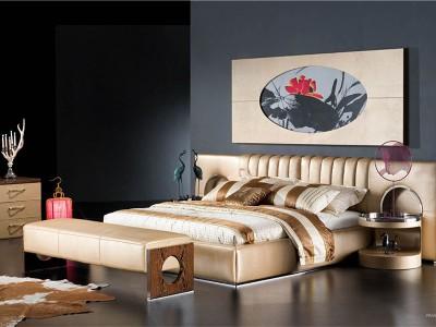 后现代风格卧室家具