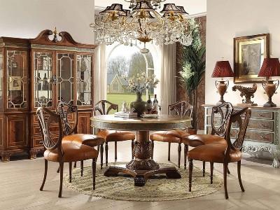 美式风格餐厅家具(一)