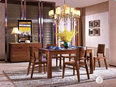 美式风格餐厅家具(二)