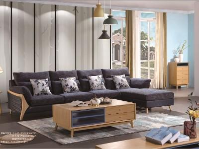 北欧风格客厅家具(一)