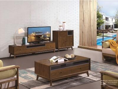 北欧风格客厅家具(二)