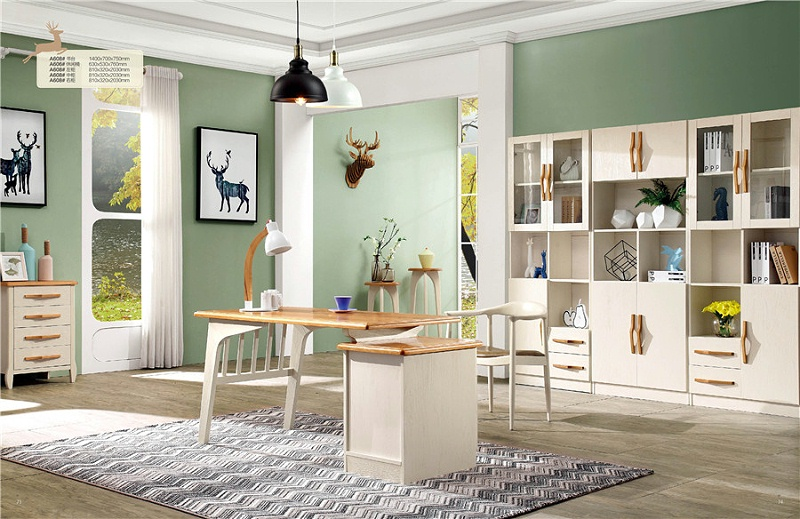 北欧风格书房家具