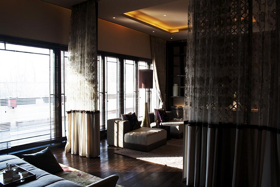 泰禾院子-中式风格