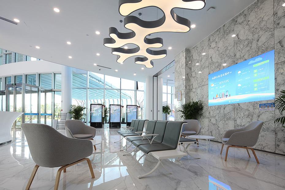 秦皇岛游客服务中心-现代风格