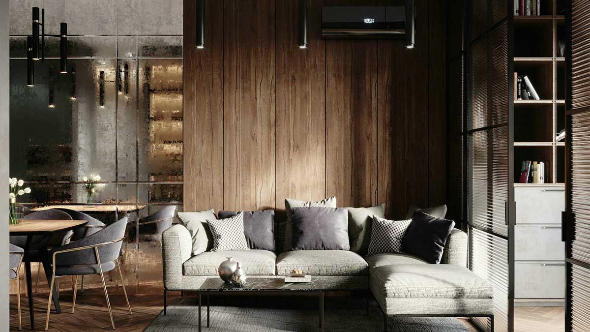 北欧风格精装房|静谧空间的别致优雅
